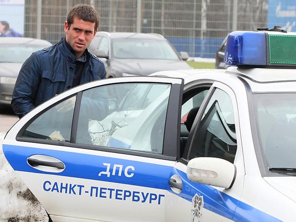 Нападающий «Зенита» может быть арестован на15 суток