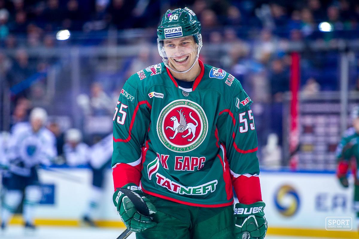 Никита Трямкин вызван вОлимпийскую сборную Российской Федерации