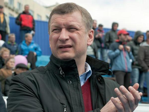Схвачен министр спорта Пермского края Павел Лях