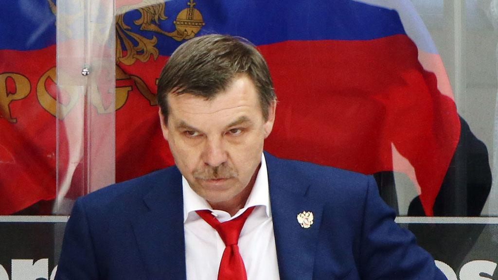 Олег Знарок прокомментировал выступление сборной РФ наКубке мира похоккею