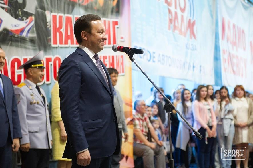 ВКазани открылся тренировочный центр имени Даниса Зарипова