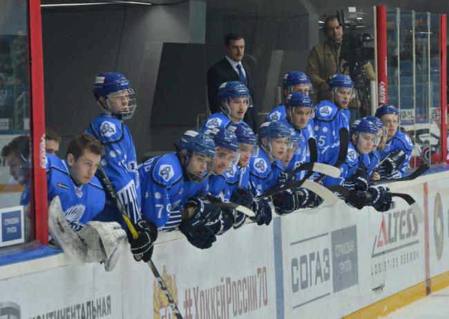 «Красная Армия» победила «Реактор» вчетвёртом матче изавоевала Кубок Харламова