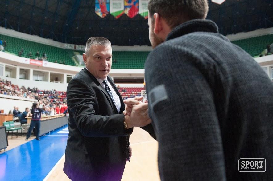 УНИКС и«Нижний Новгород» провели внеочередной «Матч звезд»