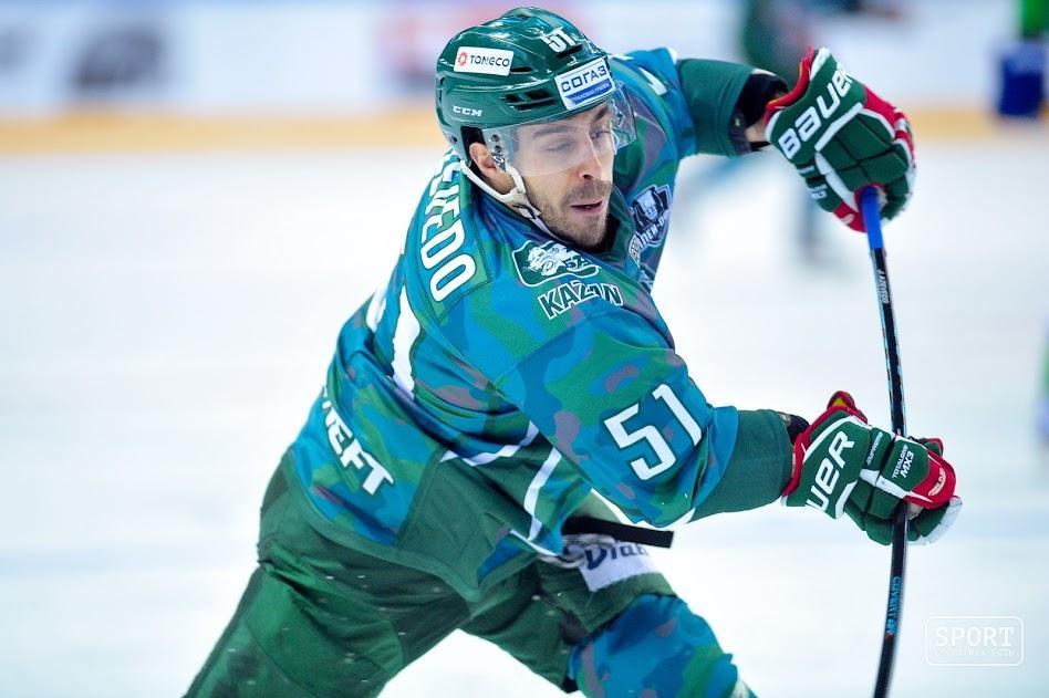 «Салават Юлаев» впервый раз обыграл «АкБарс» всерии Кубка Гагарина