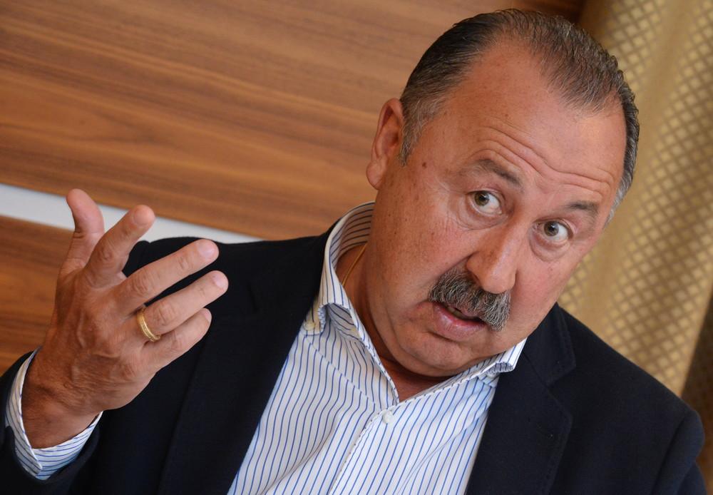 Газзаев настаивает на отмене лимита