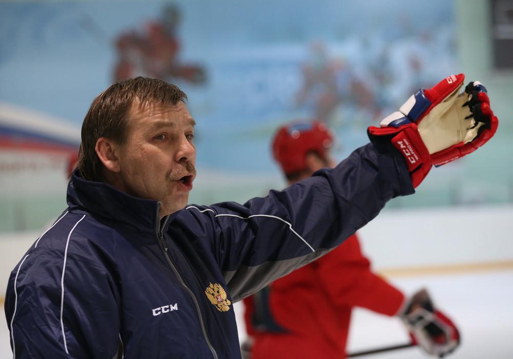 Олег Знарок официально стал главным тренером питерского «СКА»