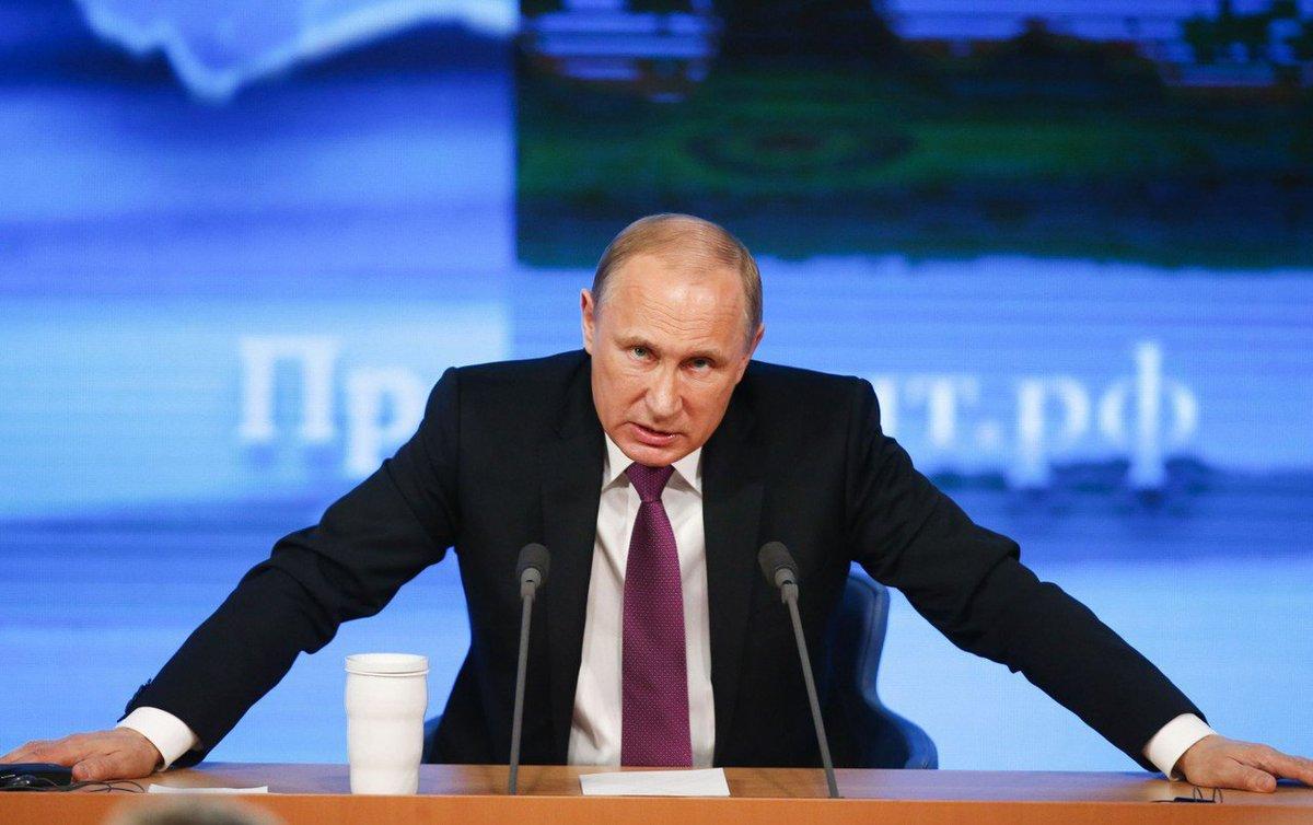 «Непонимаю, как 200 наших болельщиков отметелили несколько тыс. англичан»— Путин