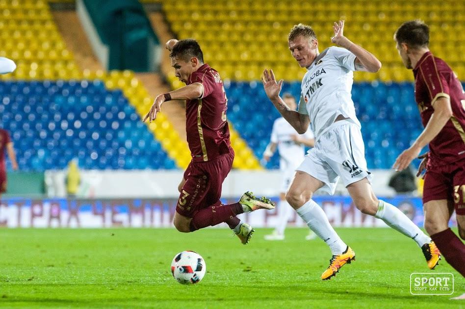 Полуфинал Кубка Российской Федерации между «Уралом» и«Рубином» перенесен