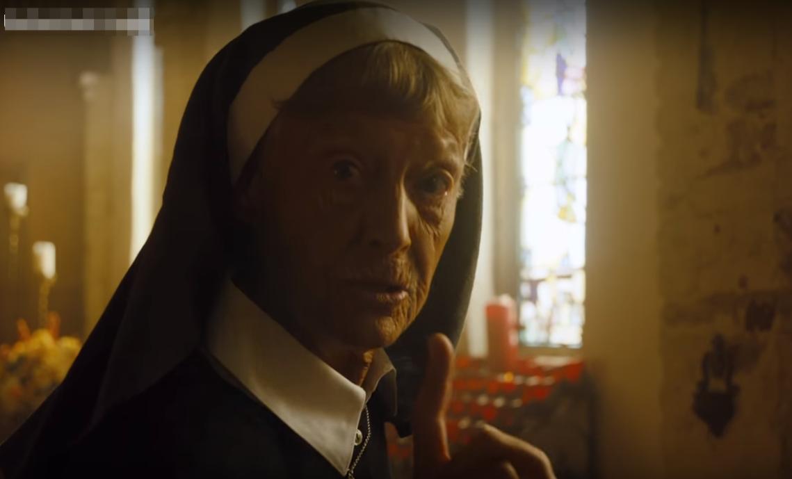 86-летняя монахиня-спортсменка снялась вролике Nike