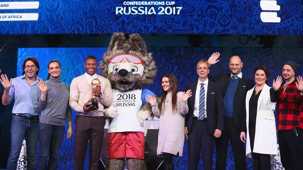 Жеребьёвка Кубка конфедераций-2017. Россия узнала соперников