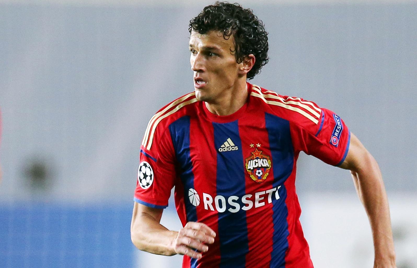 Еременко отстранен УЕФА отфутбольных матчей