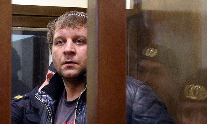 Юрист Александра Емельяненко подтвердил, что суд принял решение обосвобождении спортсмена