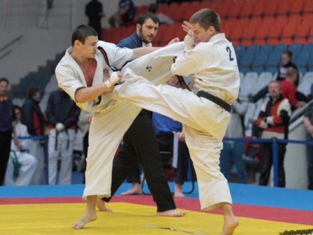 Челнинец Ахмет Акмалетдинов стал чемпионом Европы покарате киокусинкай
