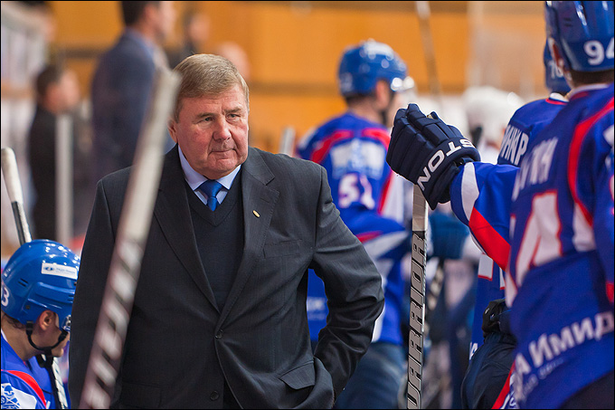 Скончался заслуженный хоккейный тренер РФ Геннадий Цыгуров
