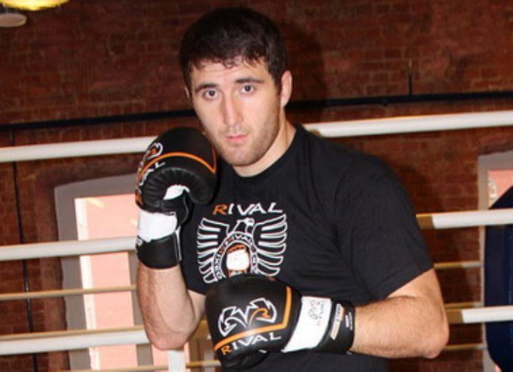 Русский боец UFC сдал положительный допинг-тест
