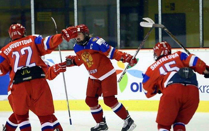 Женская сборная Российской Федерации сыграет сЧехией вплей-офф МЧМ