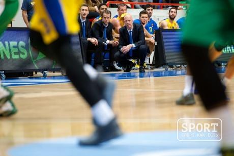 Баскетболисты УНИКСа проиграли «Маккаби» вдомашнем матче Евролиги
