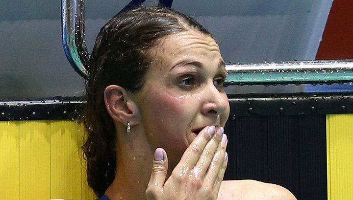 Российскую пловчиху Яну Мартынову дисквалифицировали на 4 года из-за допинга