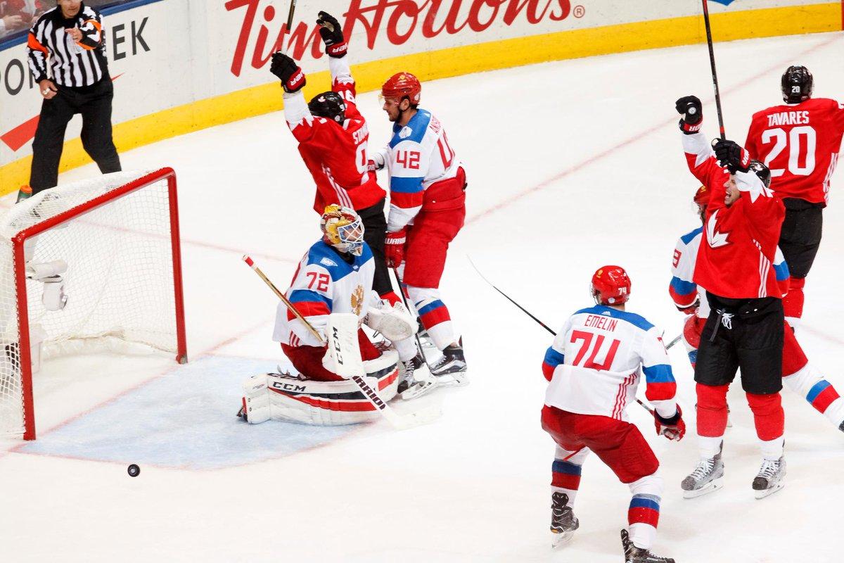 РФ проиграла Канаде вполуфинале Кубка мира