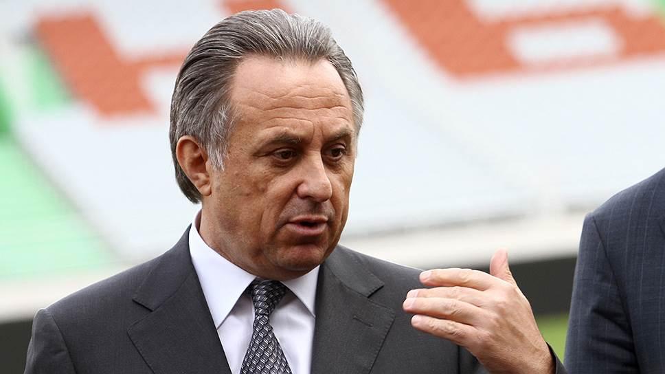 Мутко неисключил отмены лимита налегионеров вследующем сезоне РФПЛ