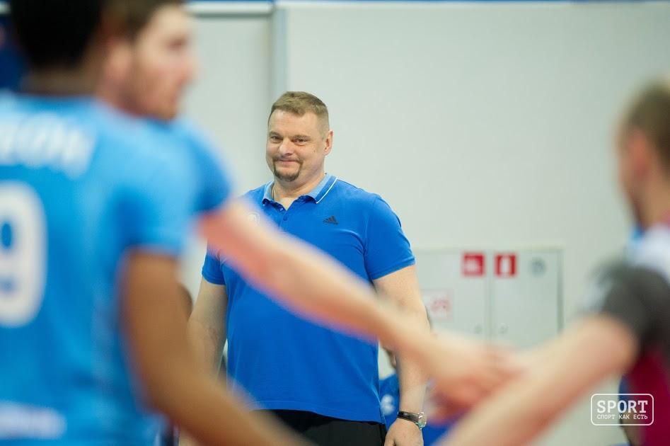 «Зенит» обыграл «Динамо» вматче заволейбольный Суперкубок