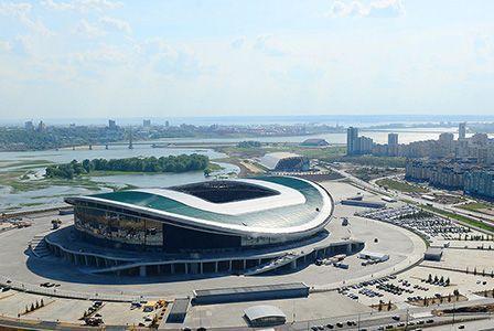 Казань примет Элитный раунд футбольного Евро-2014