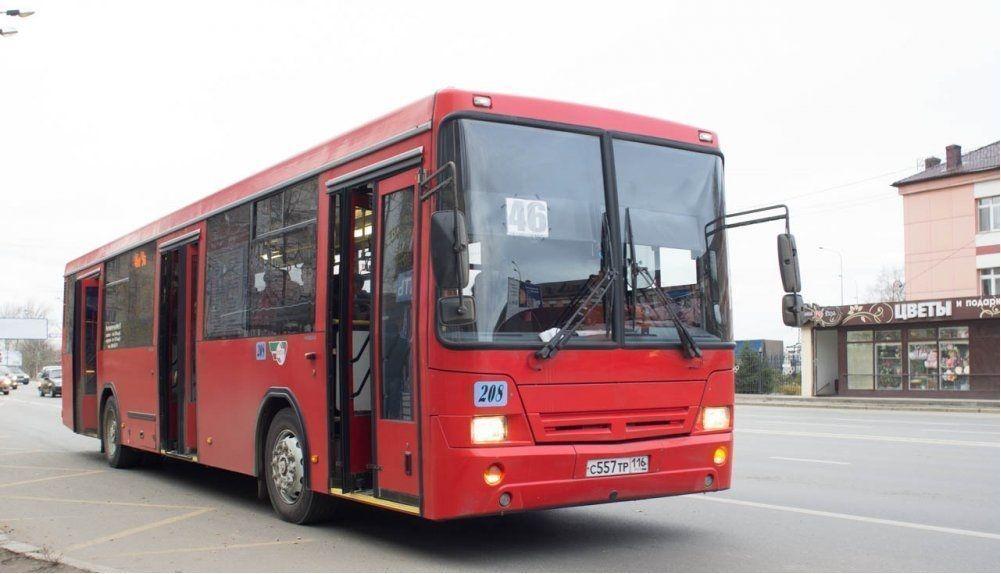 маршрут автобуса №46