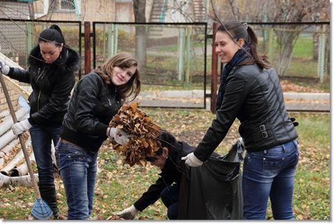 Студенты Зеленодольска приберутся в спортивном комплексе «Маяк»