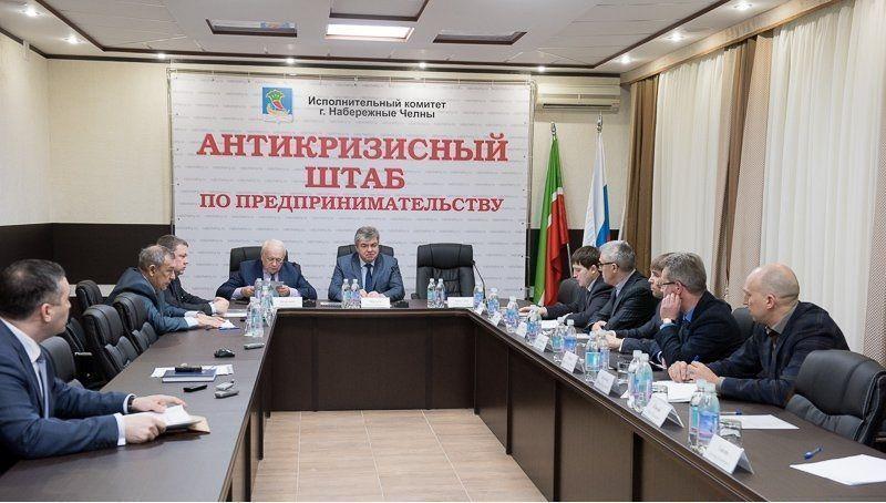 Челнинский бизнесмен Олег Коробченко заработает на ремонте муниципальной техники