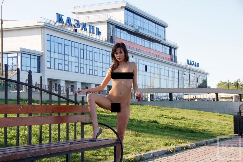 Казань девушки голые