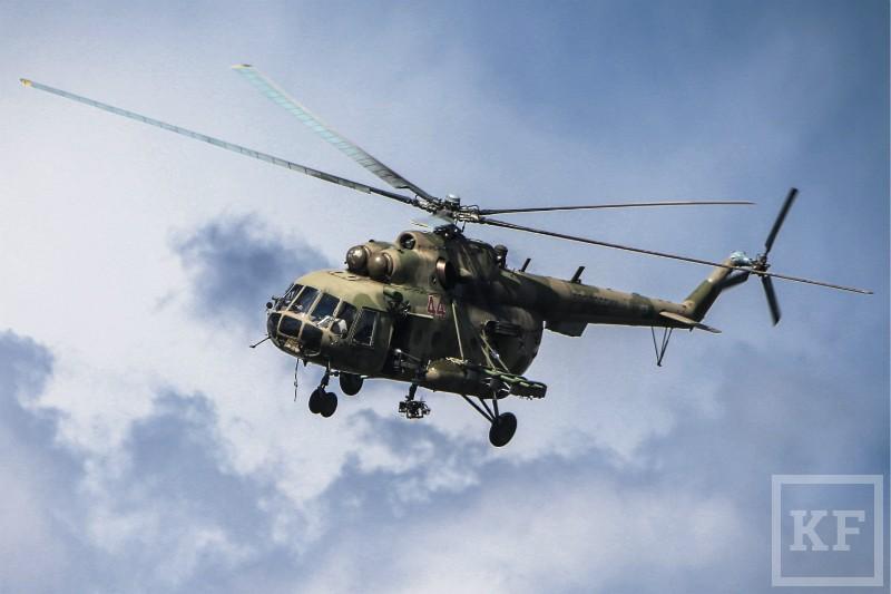 вертолёт ми-8 фото