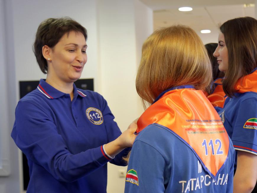 НаЧМ пофутболу волонтеры-переводчики будут работать вслужбе 112