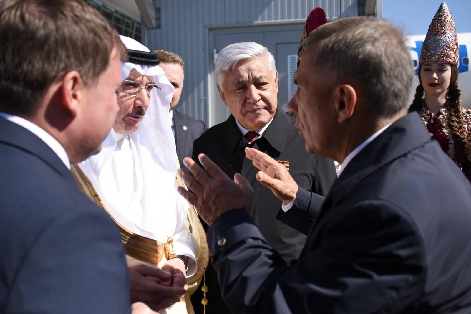 Российская Федерация заинтересована всотрудничестве состранами исламского мира— Путин