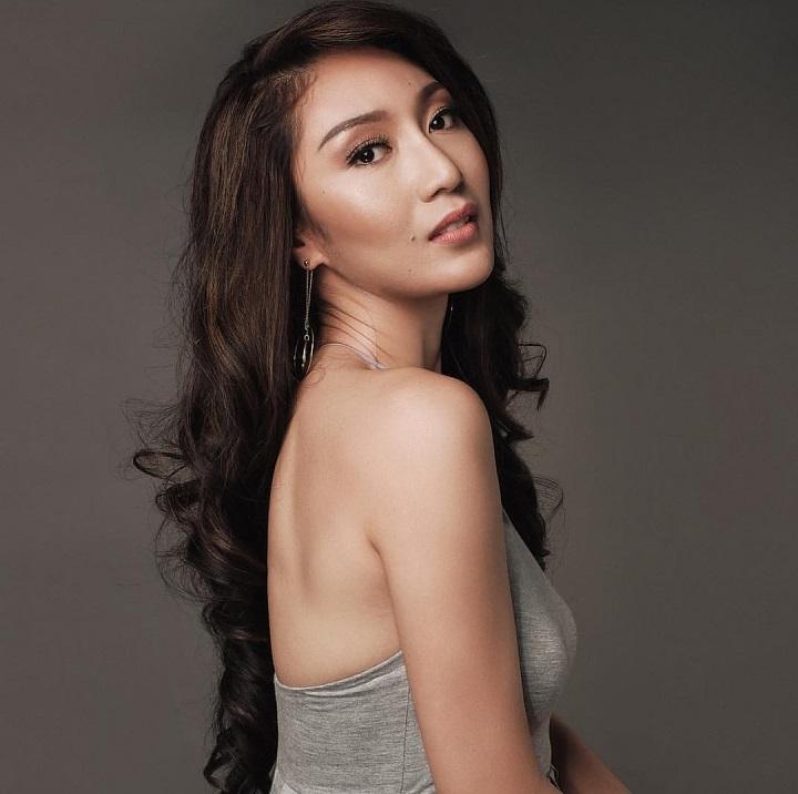 Красавица изТюмени стала владелицей титула «вице Мисс Земля 2017»