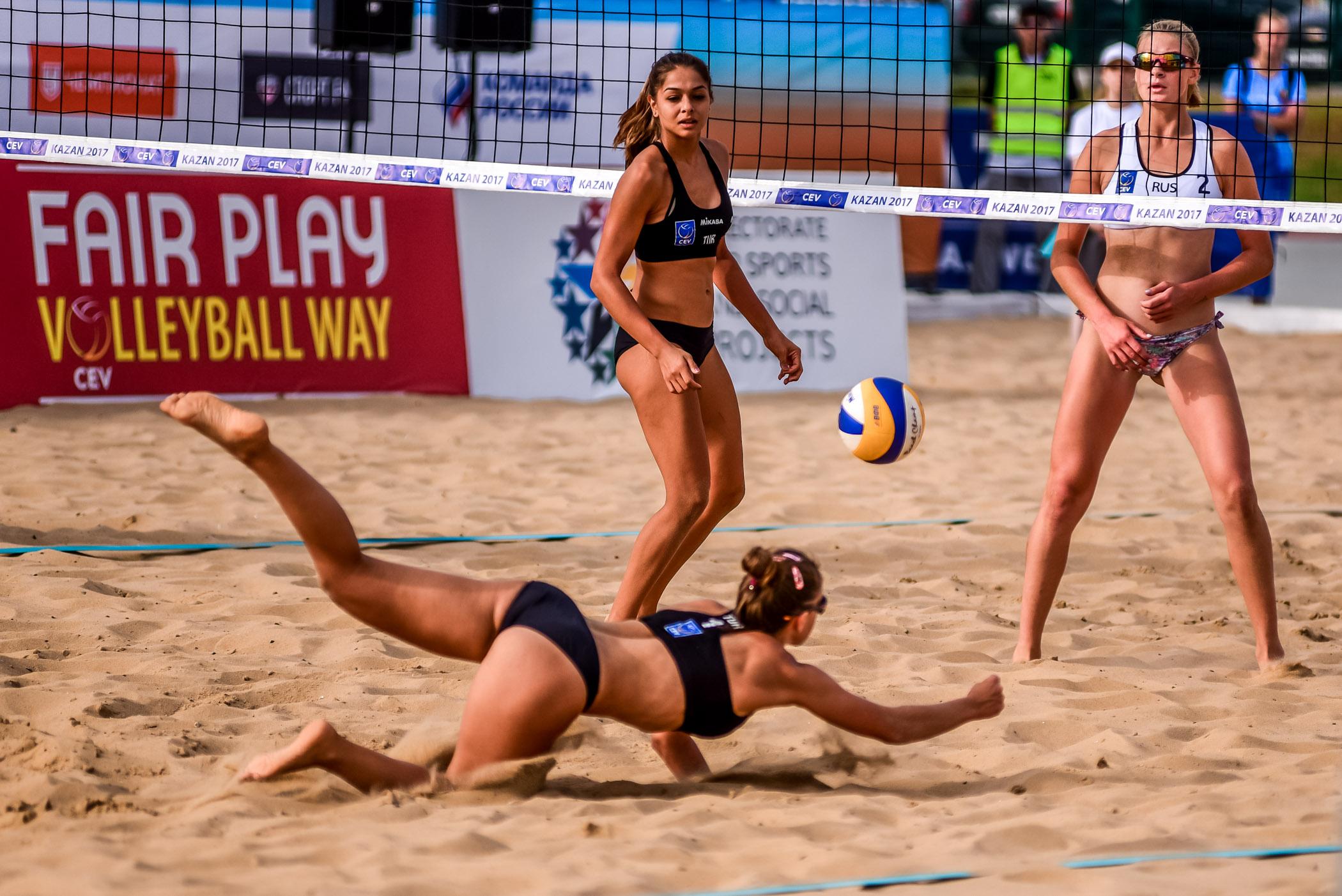 становится пляжные волейболистки россии фото сообщили