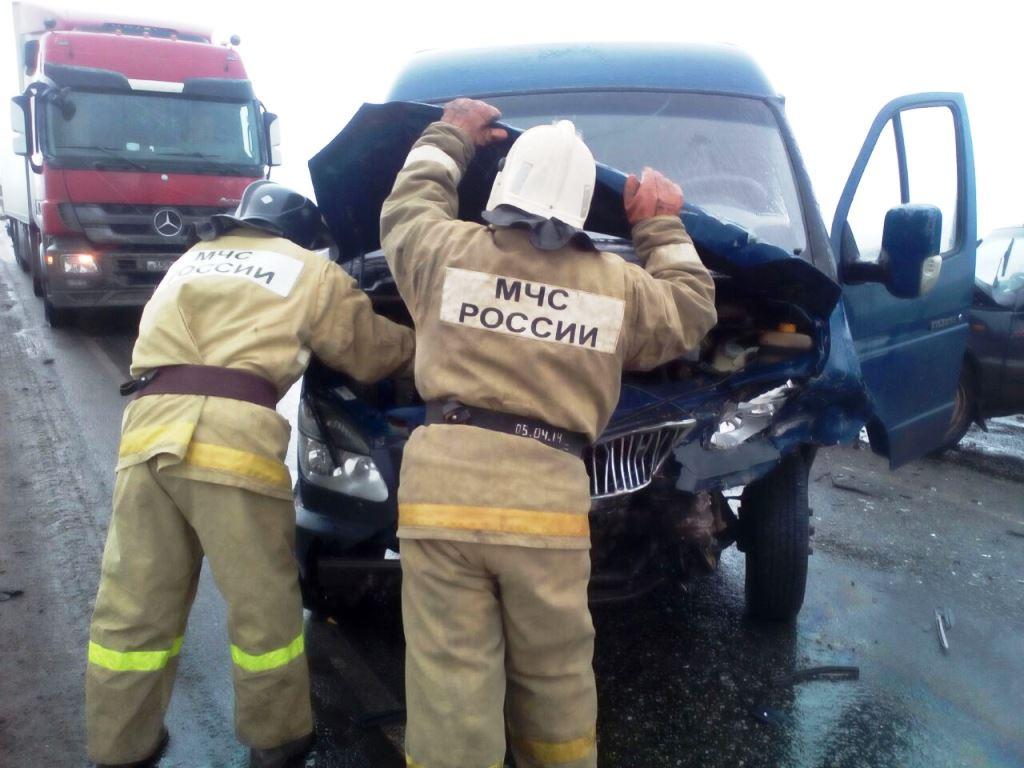 ВДТП вМензелинском районе пострадали двое детей