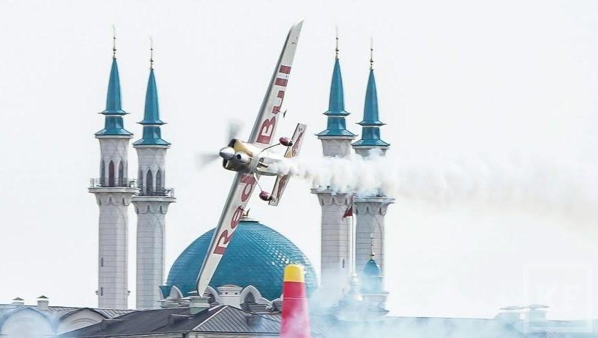Казань готовится кавиагонкам «Red Bull Air Race»