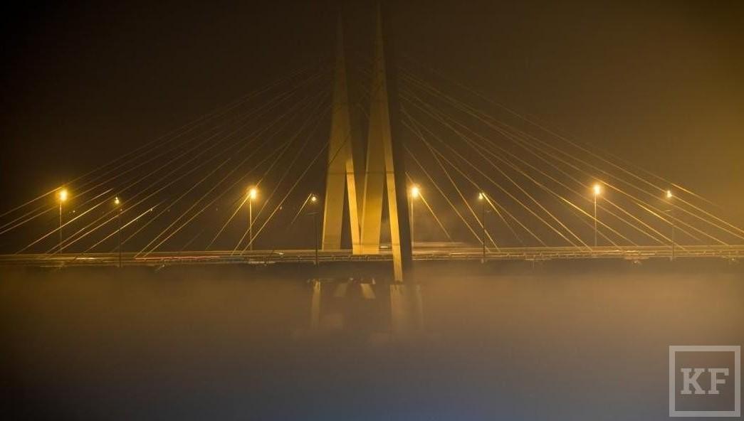 Синоптики обещают вТатарстане метель, туман ипотепление до