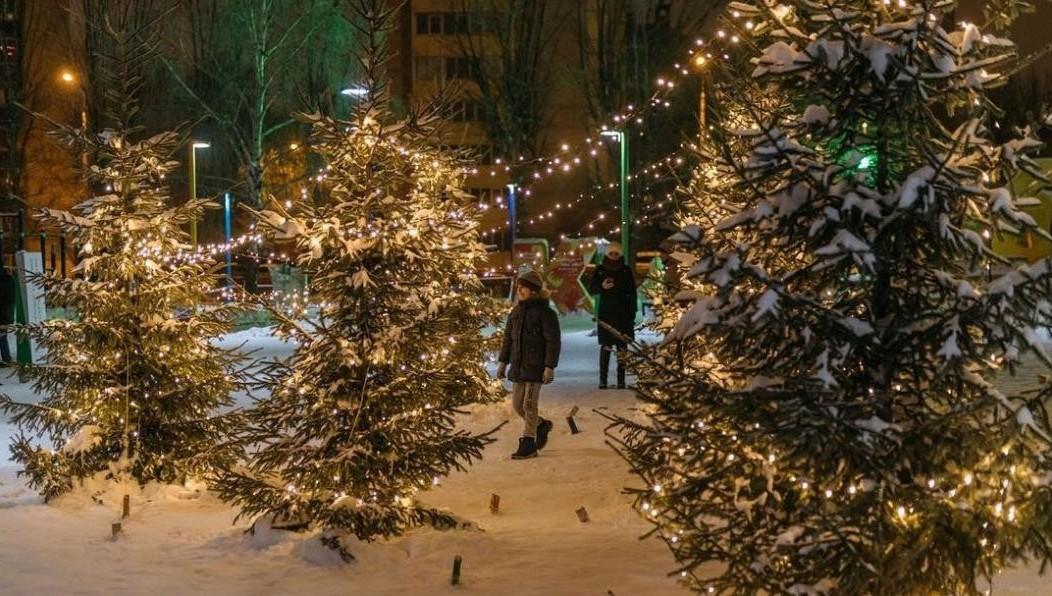 ВКазани «Черное озеро» выбрали основным парком для новогодних мероприятий