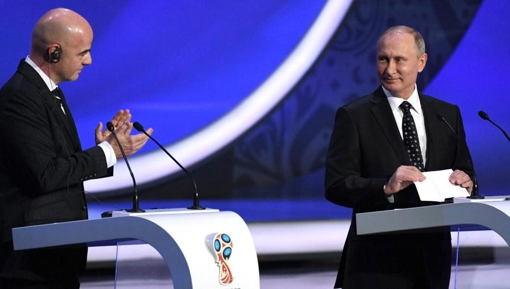 Мыверим, чтоЧМ оставит незабываемые впечатления уиностранных болельщиков— Путин