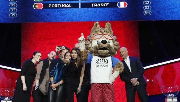 Жеребьевка чемпионата мира пофутболу 2018 1декабря 2017г. Прямая онлайн-трансляция