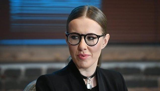 «Против всех», однако очень закорпоративы: Собчак подзаработала навечеринке «Газпромбанка»