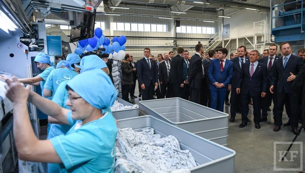 Компания «Коттон Вэй» создаст вказанском «Химграде» 350 рабочих мест