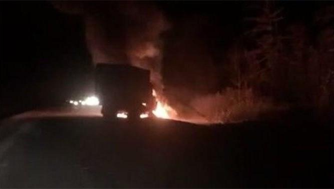 ВДТП с грузовым автомобилем имикроавтобусом вЯкутии погибли 5 человек