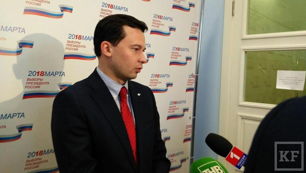 Представители штабов кандидатов в президенты России собрались на планерку в Казани