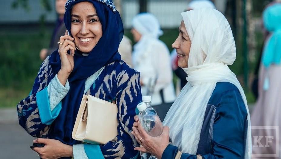 Знакомство мусульман в челнах