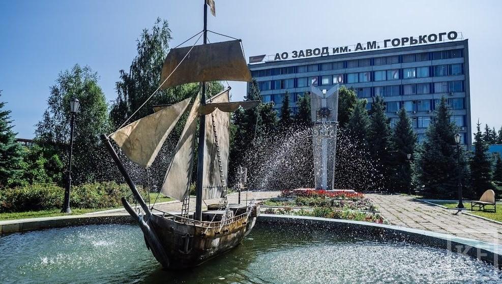 ВЗеленодольске заложат очередной патрульный корабль для ВМФРФ