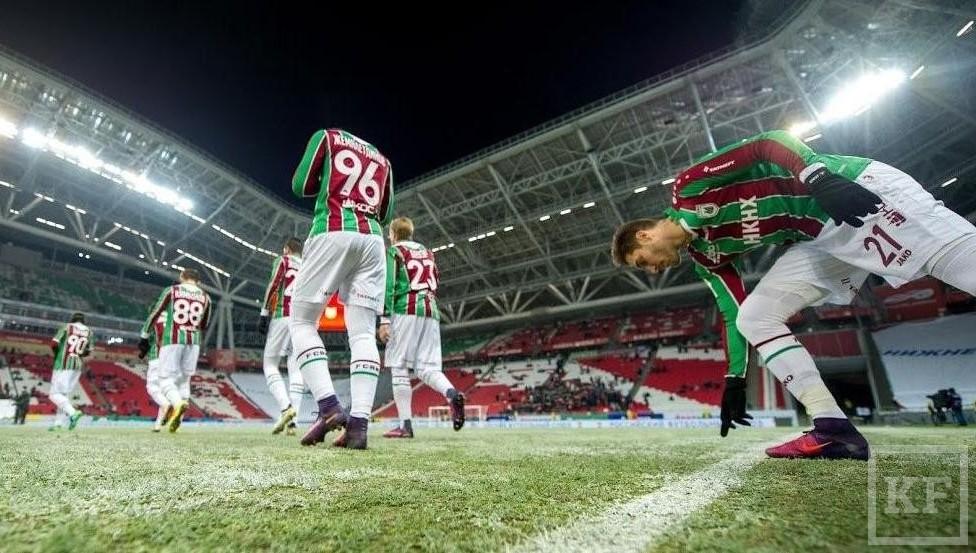 РФС запретил «Рубину» регистрировать новых игроков из-за долгов перед Дядюном