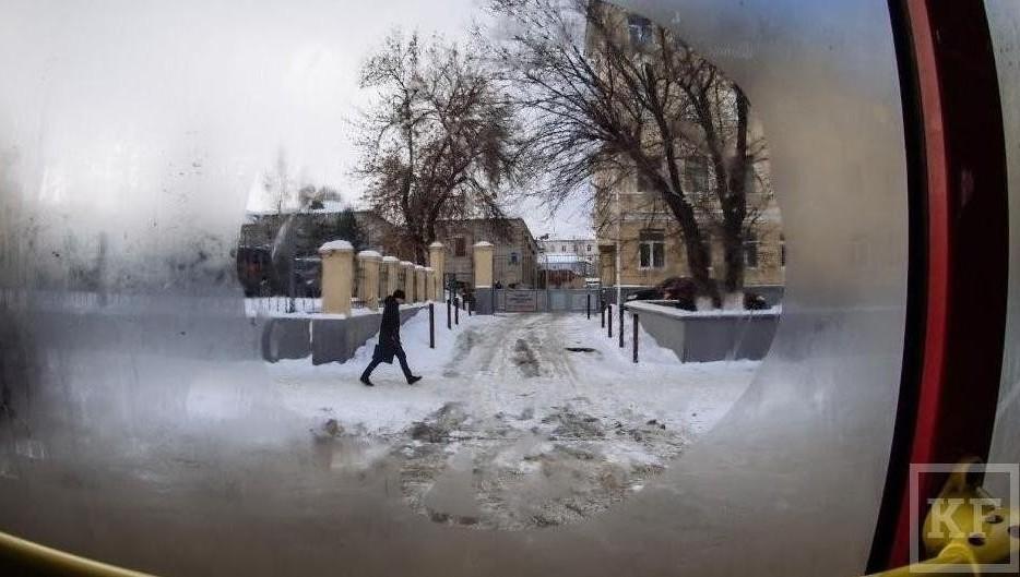 ВТатарстане предполагается небольшой снег