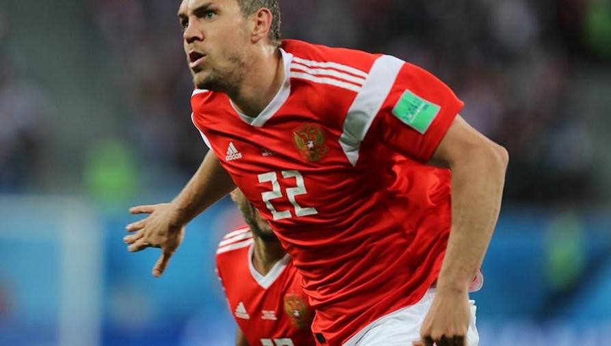 Защитник сборной Хорватии обозначил победу над Россией криком «Слава Украине»